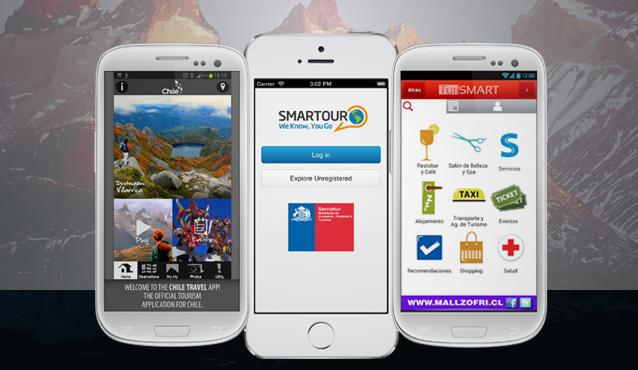 Aplicaciones Móviles Para Turismo En Chile