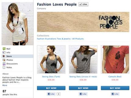 eb0e6ee09a Tienda de ropa en Facebook