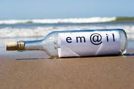 Botella con un mensaje