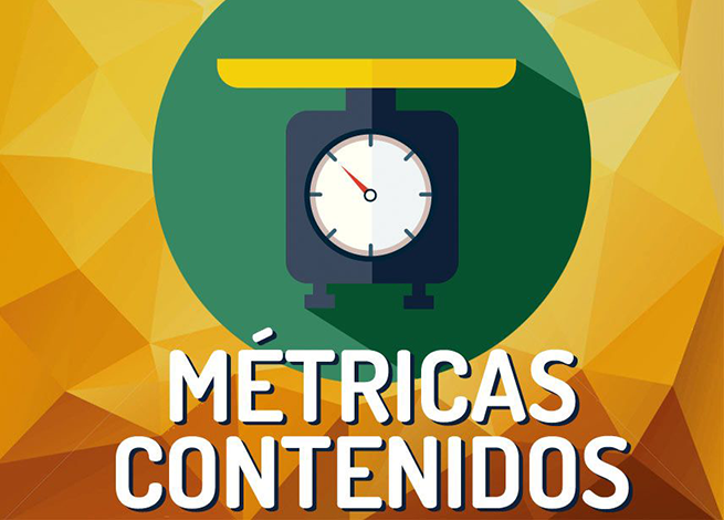 métricas para marketing de contenidos