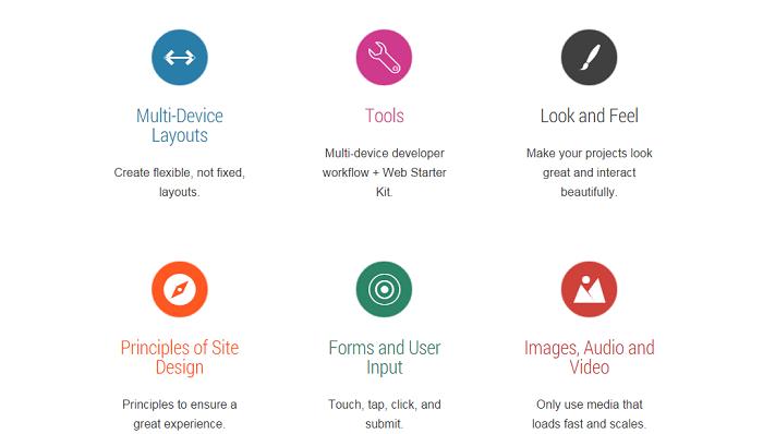 web starter kit funcion