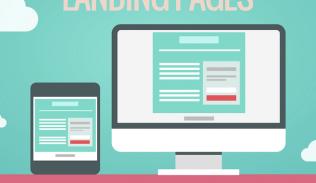 Imagen de Consejos para diseñar landing pages