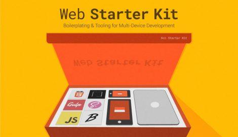 Imagen de Nuevas funcionalidades de Google Web Starter Kit