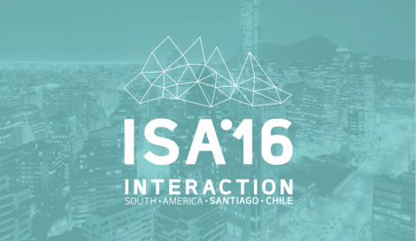 Imagen de Interaction South America 2016, conferencia sobre diseño de interacción