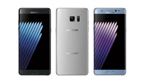 Imagen de Samsung y la crisis del Galaxy Note 7