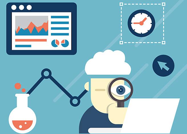 estudio de usuarios en un sitio web