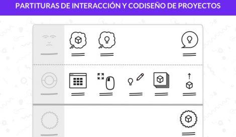 Imagen de Partituras de interacción y codiseño de proyectos digitales innovadores