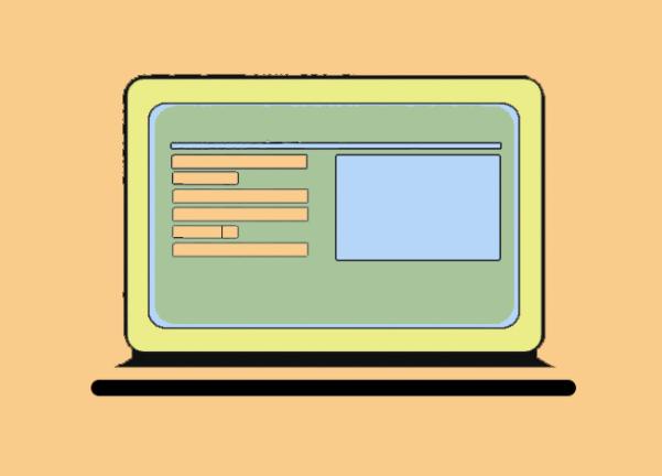 Diseño formularios genero datos