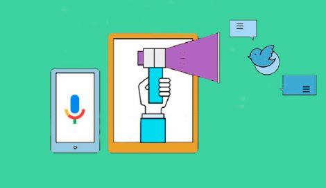 Imagen de Búsquedas por voz y SEO: aprovechando su crecimiento e impacto