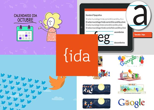 Resumen de los contenidos de IDA