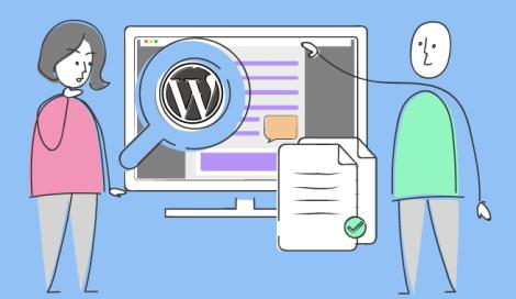 Imagen de Creación de un manual de usuario para sitios basados en WordPress