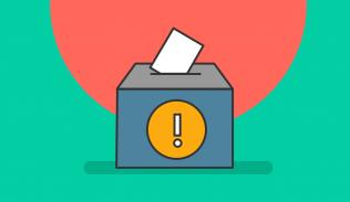 Ilustración sobre cómo enfrentó México la desinformación electoral en redes sociales