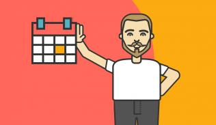Ilustración para artículo sobre el día mundial del diseño de interacción