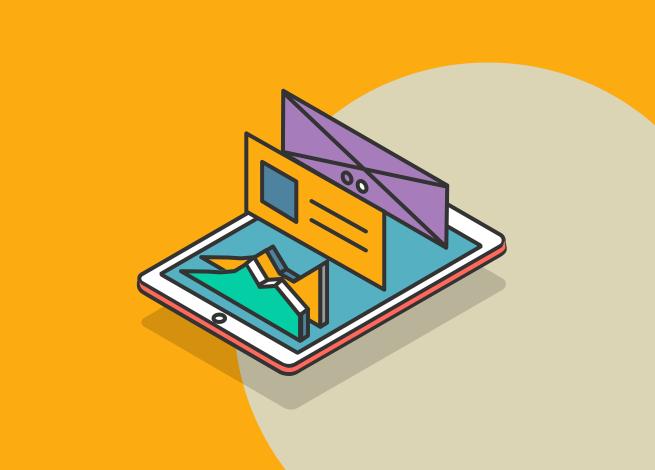 Ilustración sobre cómo enfocar los contenidos a la experiencia de usuario