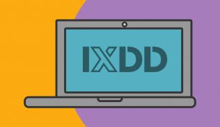 Ilustración sobre IxDD 2018