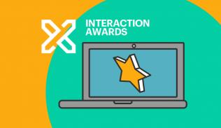 Ilustración para artículo sobre los Interaction Awards 2019