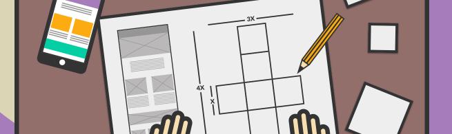Ilustración para artículo sobre la relación entre el diseño ux y el diseño industrial