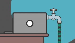 Ilustración para artículo sobre la crisis de la privacidad de datos del 2018
