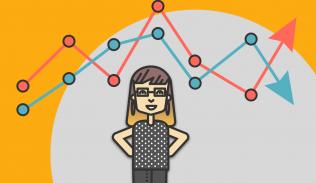 Ilustración para artículo sobre metodología trendwatching.