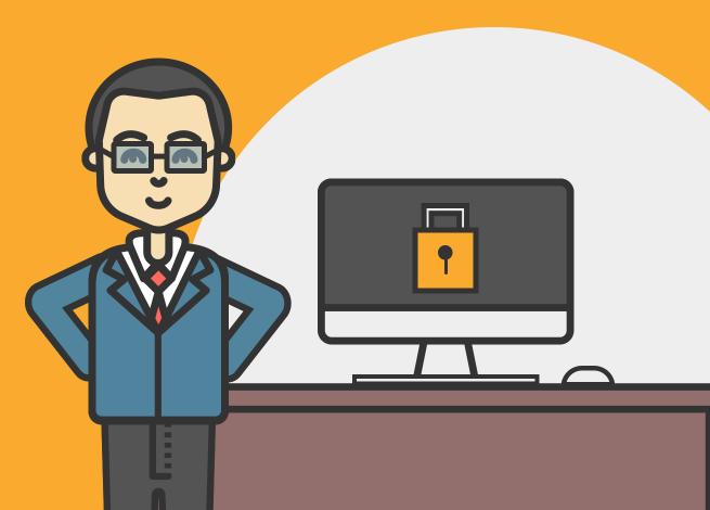 Ilustración para artículos sobre el Día internacional de la protección de datos