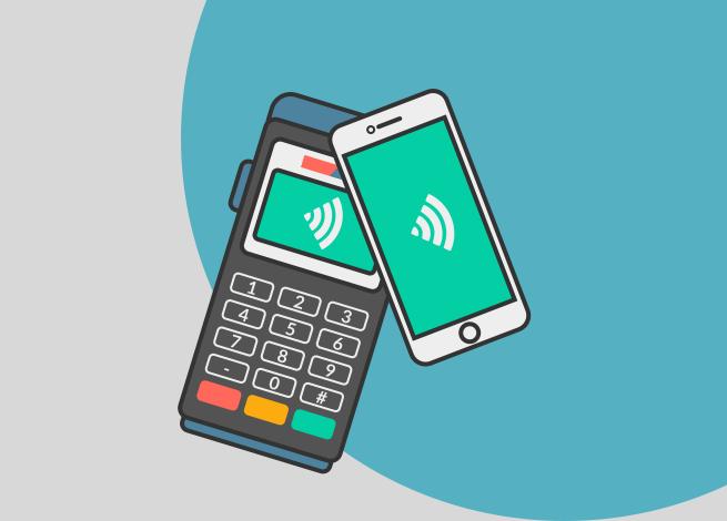 Ilustración para artículo sobre cómo el diseño UX para atraer a los usuarios al pago móvil