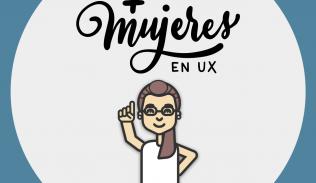 Ilustración para artículo sobre el aniversario de más mujeres en ux