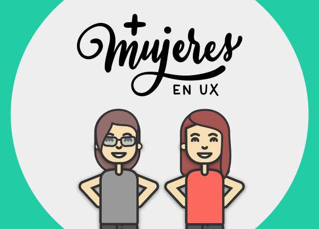 Ilustración para artículo sobre talleres y mentorías más mujeres en ux