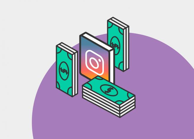 Ilustración para artículo sobre anuncios de seguidores falsos