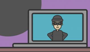 Ilustración para artículo sobre cifrado de dispositivos