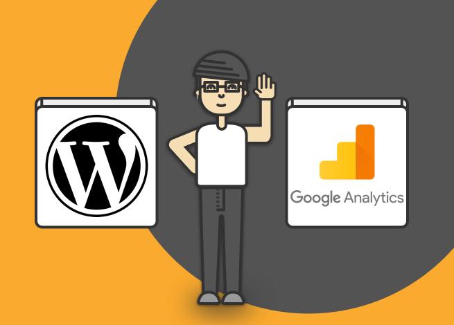 Ilustración para artículo sobre cómo integrar herramientas de analítica a tu WordPress