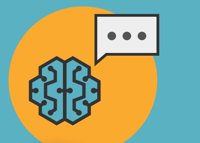 Ilustración para artículo sobre Inteligencia artificial y comunicaciones