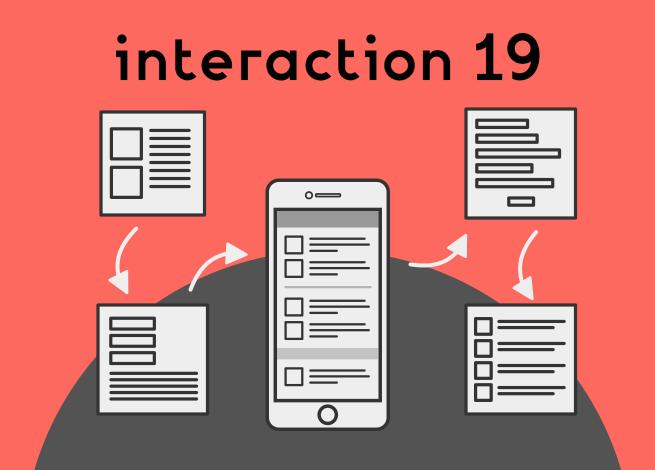 Ilustración para artículo sobre qué ocurrirá en Interaction 19