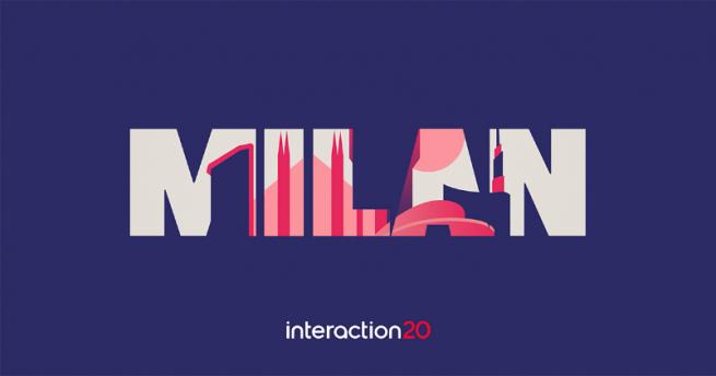 Logo de Interaction 20 Milan