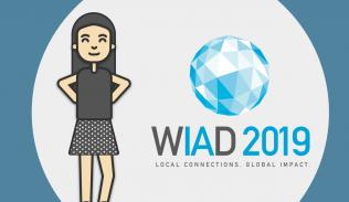 Ilustración para artículo sobre WIAD 2019
