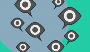Ilustración para artículo sobre ciberbullying