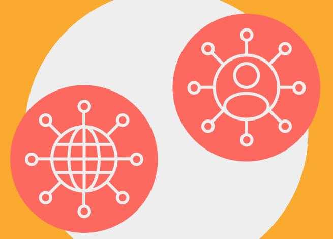 Ilustración para artículo sobre lLas diferencias entre un Community Manager y un Social Media Manager