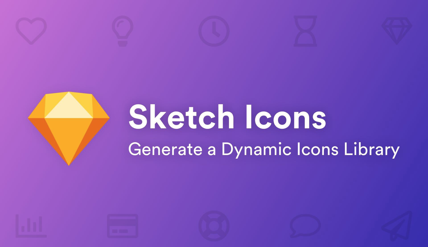 Logo de Sketch Icons.
