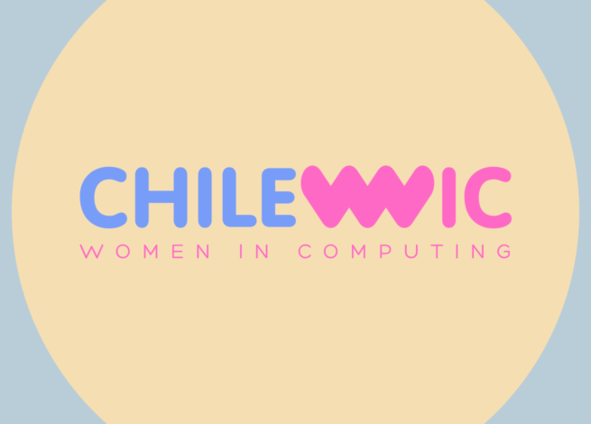 Logo de Chile WiC, Women in Computing.