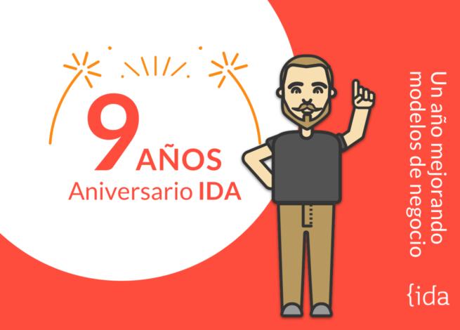 Rodrigo Vera celebra los 9 años de IDA.
