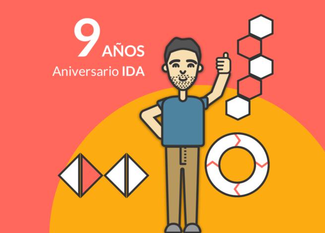 Max Martin celebra los 9 años de IDA, escribiendo sobre las nuevas metodologías de la consultora.