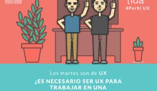 Max Martín y Max Villegas, en verión animada, presentan la pregunta: ¿Es necesario ser UX para trabajar en una consultora UX?