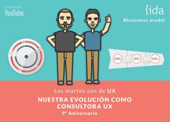 Rodrigo Vera y Max Martin hablan de IDa como Consultora UX