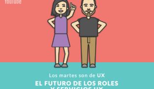 Roles y servicios UX en IDA.