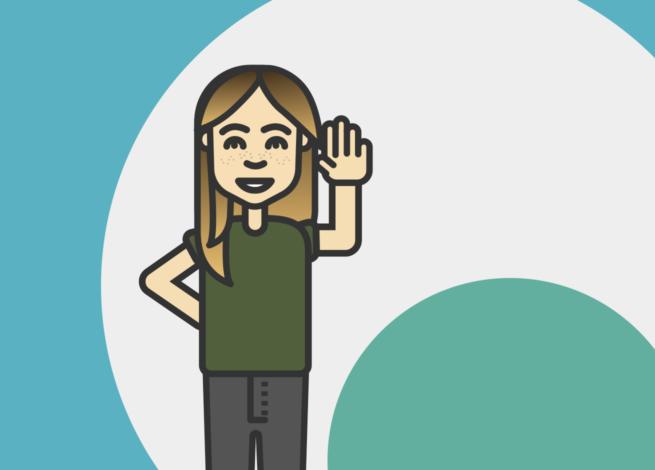 La caricatura IDA de la investigadora Lauren Schaefer, quien habla del sesgo en el diseño UX.