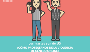 Paz Peña y Mónica Pavón presentan el capítulo ¿Cómo enfrentar la Violencia de Género Online?