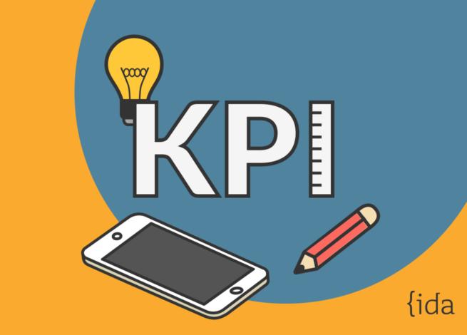 Blog IDA presenta la relevancia de los KPI para diseñadores.