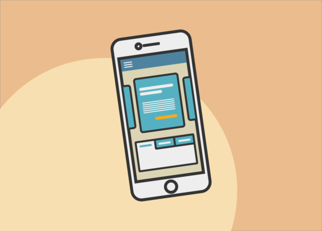 Patrones de diseño de interacción en Blog IDA