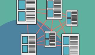 TAFI o Twitter and Facebook Interface es la herramienta que le permite al New York Times identificar los intereses de sus usuarios. En la imagen, representación de