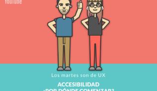 Accesibilidad web en Los Martes son de UX junto a Valentina Galleani y Max Martin en Blog IDA.