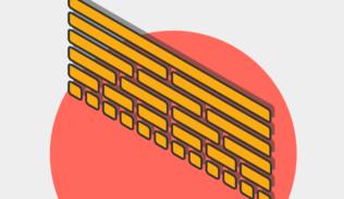 Imagen que representa la disposición gráfica de las columnas en un sitio web, refiriendose a la cuadricula Bootstrap en Blog IDA.
